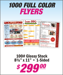 Lets Print Baby, Flyers, Printing, Woodbridge, Middlesex County, NJ